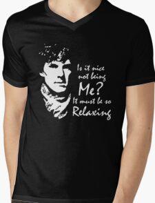Sherlock - Relaxing T-Shirt