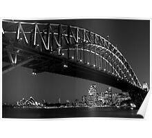 Sydney Harbour Bridge, Australia Poster