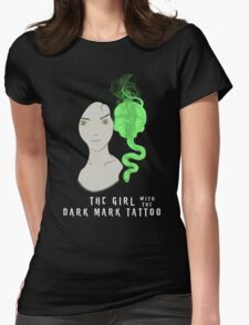 The Girl With The Dark Mark Tattoo T-Shirt
