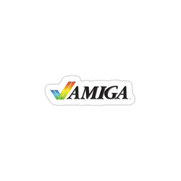 Amiga (1985 logo) by Phil South