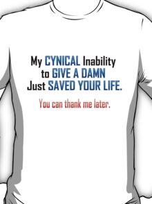 Saved Your Life T-Shirt
