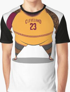 FATTTY Bron Graphic T-Shirt