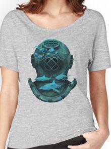 Deep diving Women's Relaxed Fit T-Shirt