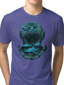 Deep diving Tri-blend T-Shirt