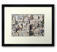 Amman, Jordan Framed Print