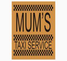 Mum's taxi service Kids Clothes