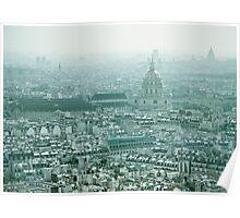 Europe: Paris, Eiffel Tower Views #2 Poster