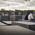 Europe: Berlin - The Memorial to the Murdered Jews of Europe by Scott G Trenorden