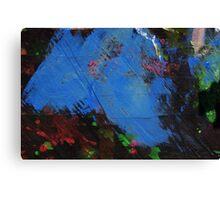 Blue hills Canvas Print