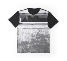 Broken window Graphic T-Shirt