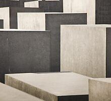 Europe: Berlin - The Memorial to the Murdered Jews of Europe #2 by Scott G Trenorden