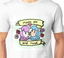 MAKE DO AND MEND REESE AND CYRUS Unisex T-Shirt
