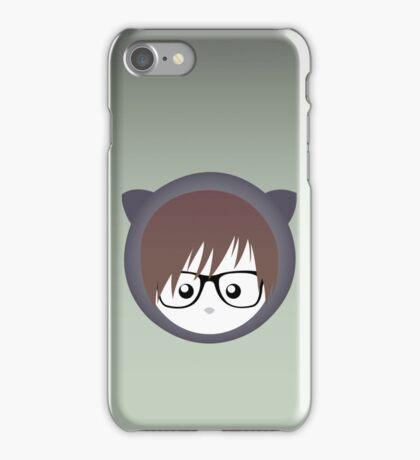 nerdy iPhone Case/Skin