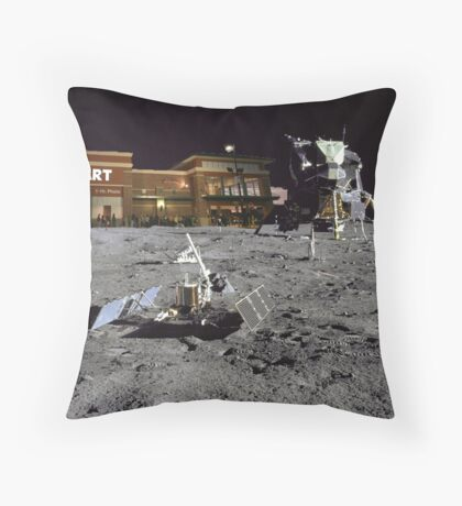They Are Everywhere Throw Pillow