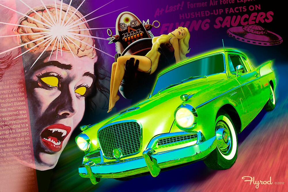 The Car that Ate My Brain by flyrod