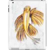 Watercolor Flying Fish iPad Case/Skin