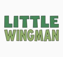 Little Wingman One Piece - Short Sleeve