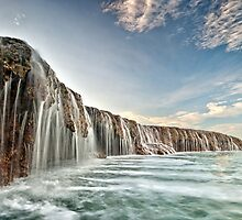 The Waterfall Reef  by Mieke Boynton
