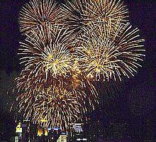 Fireworks-Cincinnati - 2 by anneharpen