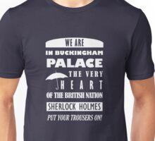 Mycroft quote Unisex T-Shirt