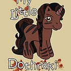 My Little Dothraki by nimbusnought