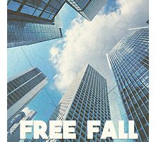 FREE FALL Photographic Print