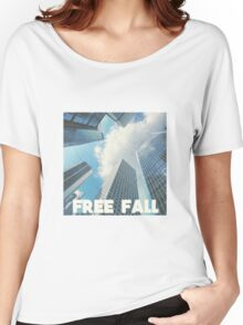 FREE FALL Women's Relaxed Fit T-Shirt