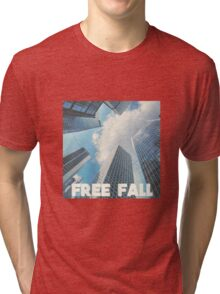 FREE FALL Tri-blend T-Shirt