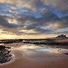 Bamburgh Beach by Daniel Davison
