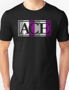 Ace Pride (Black) T-Shirt