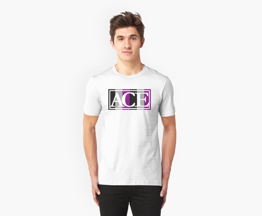 Ace Pride (White) by dreamorlive