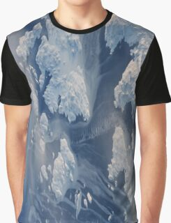 Canadian Ice Floes Graphic T-Shirt