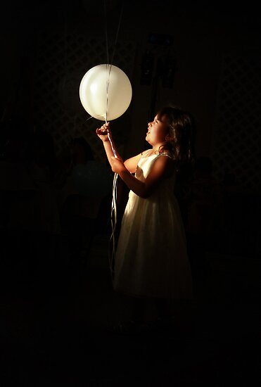 The Wonder of a Balloon by Corri Gryting Gutzman