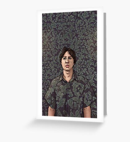 Wallpaper Greeting Card
