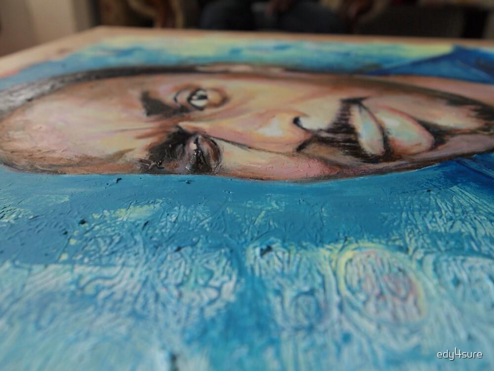 Self Portrait - Detail by edy4sure