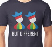 Same Same - But Different (Unisex) Unisex T-Shirt