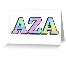 AZA 3D Greeting Card