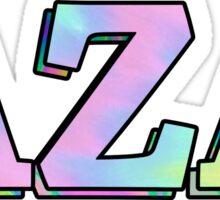 AZA 3D Sticker