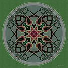 Celtic Mandala II by viennablue