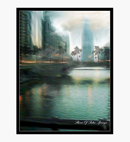 MY KIND OF TOWN CHICAGO IS...2 Photographic Print