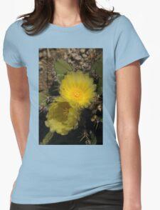 Gossamer Petals - Twin Cactus Blooms T-Shirt