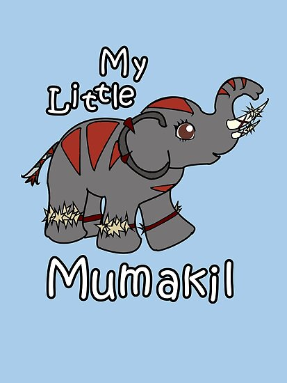 My Little Mumakil by nimbusnought