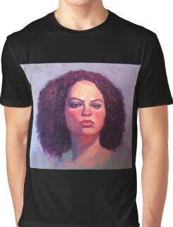 Portrait of Julia Graphic T-Shirt