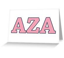 AZA Vineyard Vines Greeting Card
