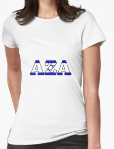 AZA Israel Womens Fitted T-Shirt