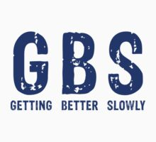 GBS T-Shirt Bright Blue by turnerstokens