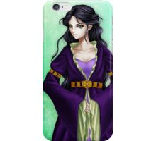 Lady Morgana iPhone Case/Skin