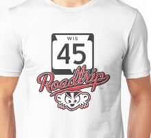 Wisconsin Roadtrip 45 Unisex T-Shirt