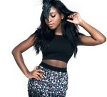 Normani Kordei From Fifth Harmony  by Victoria G
