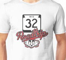 Wisconsin Roadtrip 32 Unisex T-Shirt